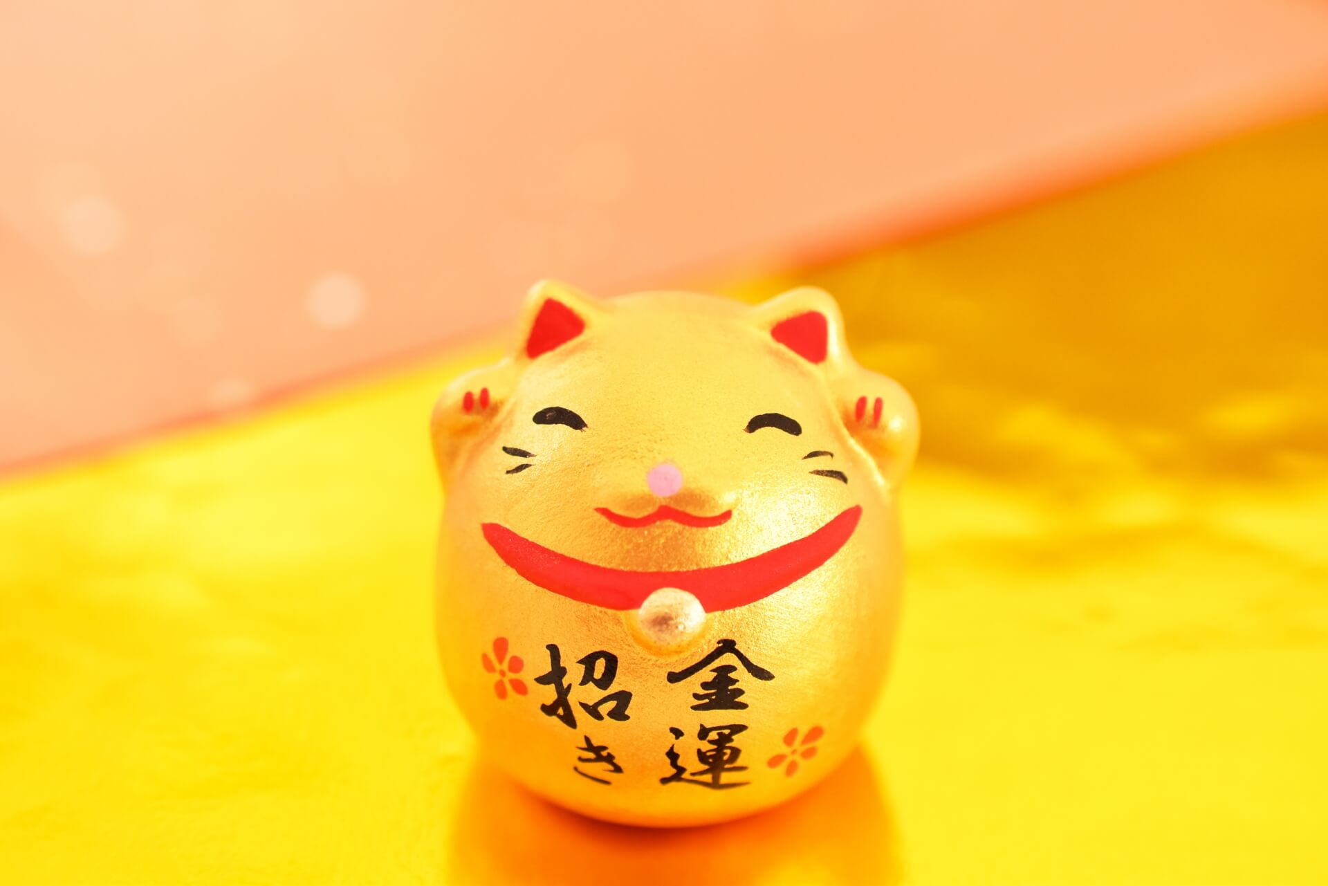 金運アップ 招き猫の待ち受け画像でお金を呼び寄せる どんな画像を選ぶ